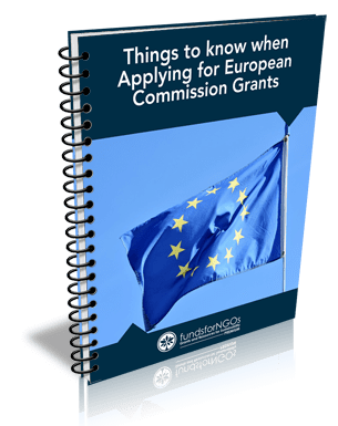 Things to know when Applying for European Commission Grants